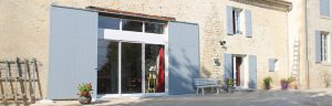 portes de garages et portes en composite poluyréthane