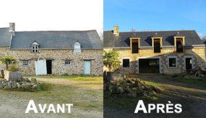 Avant-Après : 10 rénovations extérieures spectaculaires !