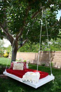 Mobilier de jardin pour se reposer l'été